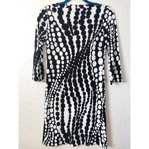 Trina Turk Dotted Dress